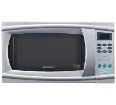 Микровълнова фурна с грил Cookworks D80H20AL-T1 - Бяла техника с транспортен дефект Technoplanet