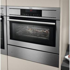 Подгряващ шкаф AEG KD91404M