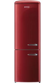 Хладилник Gorenje Retro Chic RK60359ORL - Бяла техника с транспортен дефект Technoplanet