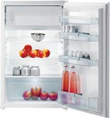 Хладилник за вграждане Gorenje RBI RBI4091AW - Бяла техник с транспортен дефект Technoplanet