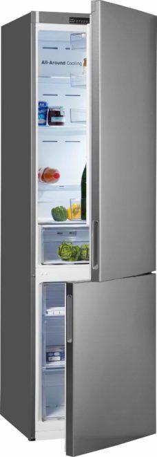 Хладилник Samsung RL37J500MSLEG, A+++ NoFrost 201см - TechnoPlanet Варна