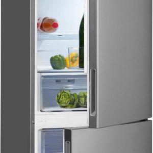 Хладилник Samsung RL37J500MSLEG, A+++  NoFrost 201см