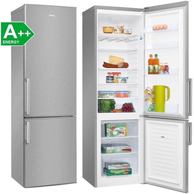 Хладилник Amica KGC 15440 E - Бяла техника с транспортни дефекти Технопланет