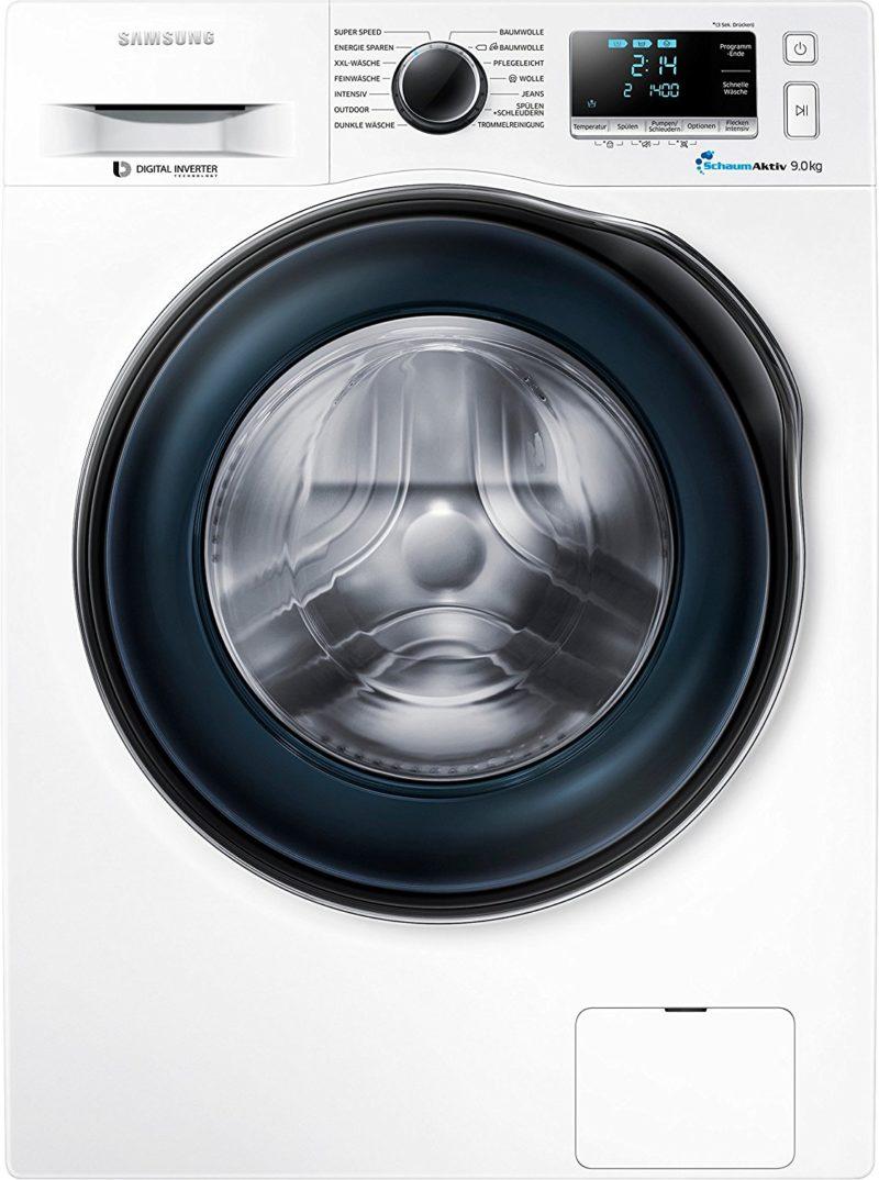 Пералня Samsung WW90J6400CW - Уреди с транспортен дефект Технопланет