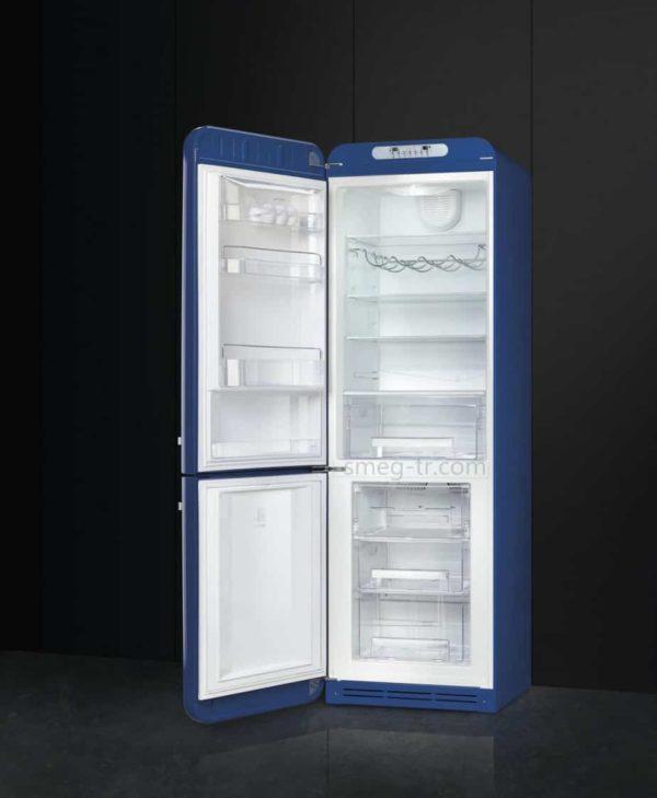 Хладилник SMEG FAB32LBLN1