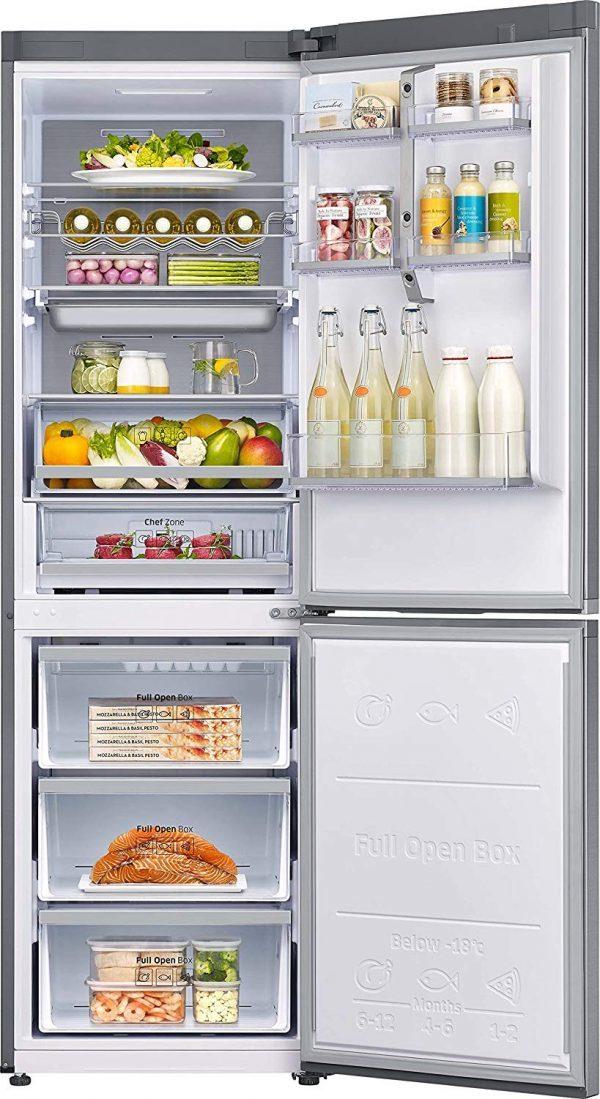 Хладилник SAMSUNG RB38M7998S4EF (FAMILY HUB™)