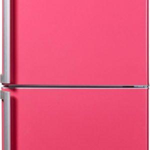 Хладилник Hanseatic BCD-238P A2 Розов