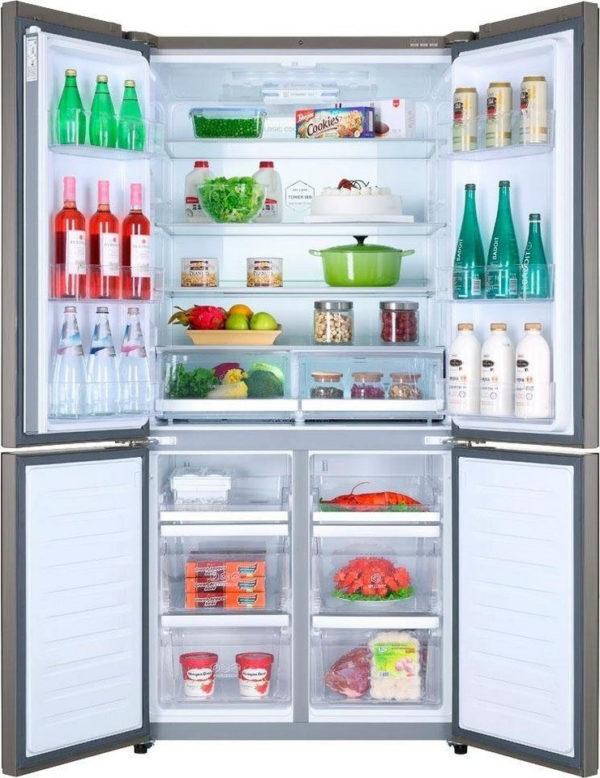 Хладилник Haier HTF-610dm7