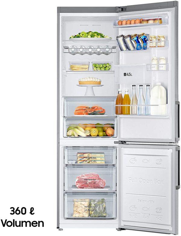 Хладилник с диспенсър SAMSUNG RB37J5925SS