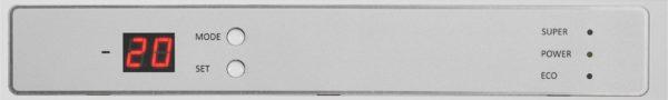 Фризер No-Frost Sharp SJ-S2212E2W-EU