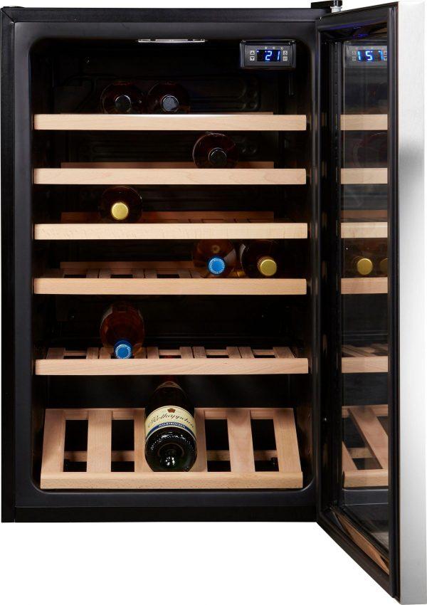 Охладител за вино Hanseatic 23538138 SC, 130 W