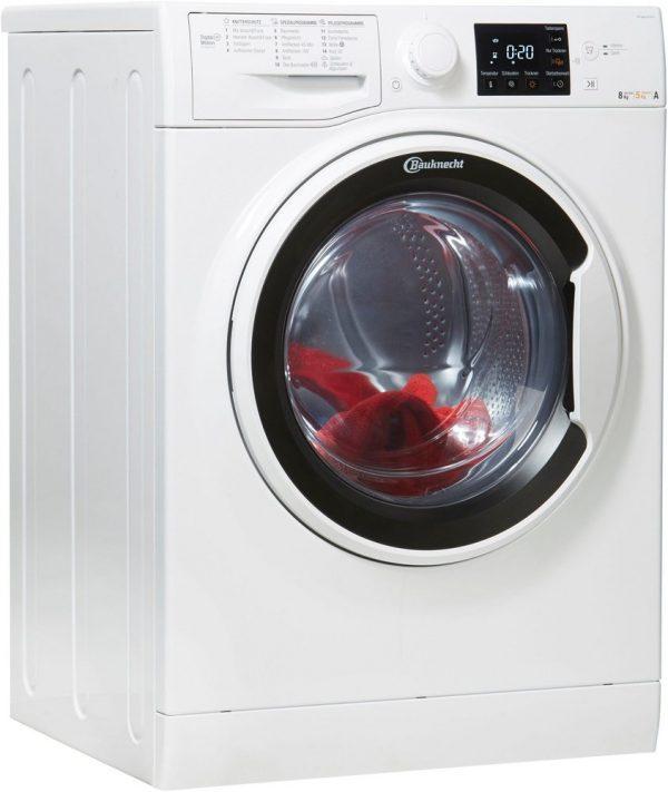 Пералня със сушилня BAUKNECHT WT Super Eco 8514