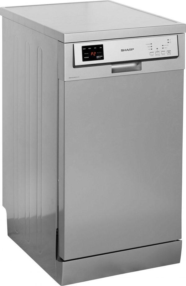 Съдомиялна машина Sharp QW-HS12F472S-DE