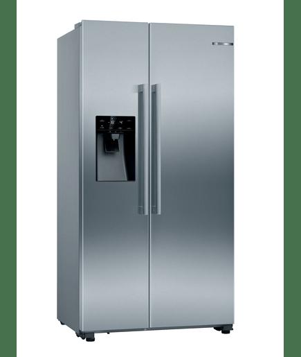 """Хладилник с фризер Bosch NoFrost, """"side-by-side"""""""