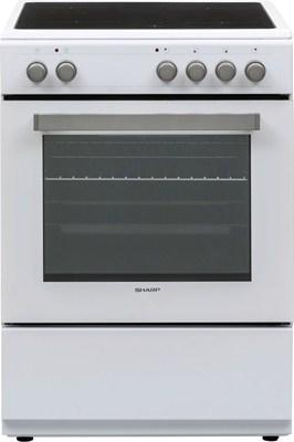 Готварска печка Sharp KF-76VNO22W-DE