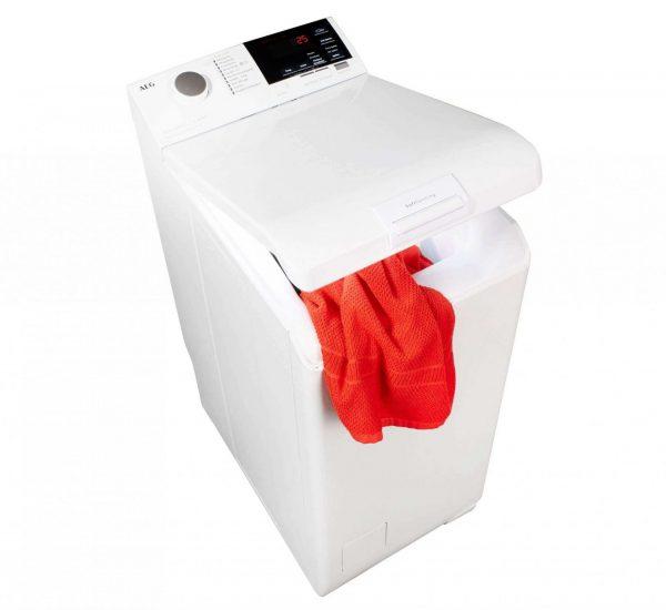 Пералня  AEG  с горно зареждане