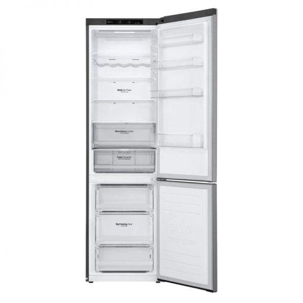Хладилник с фризер LG GBB62PZGFN