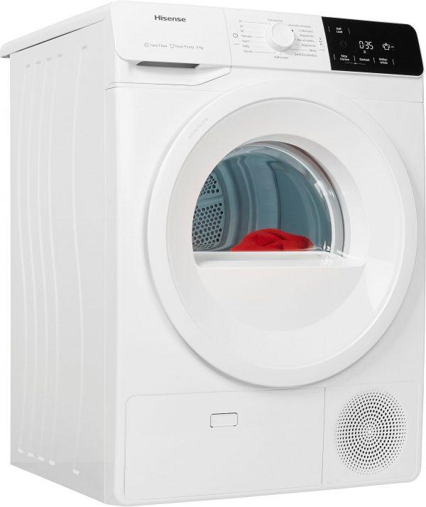 Сушилня с термопомпа Hisense DHGE901, 9 кг