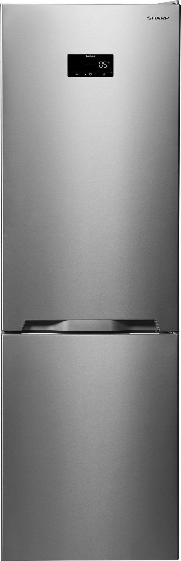 Хладилник с фризер Sharp SJ-BA10IHXI3-EU