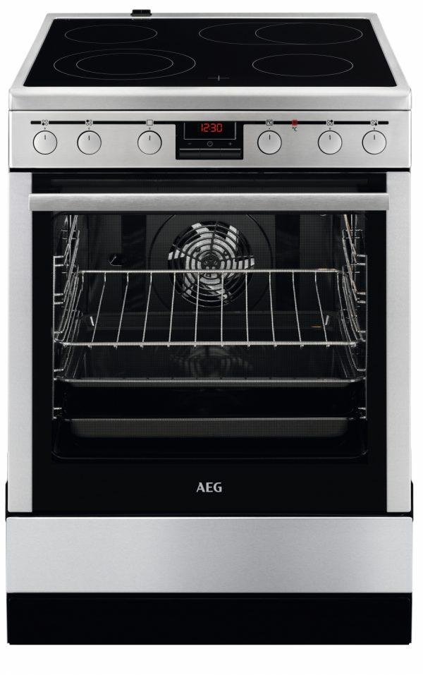 Готварска печка AEG CCB6440BBM