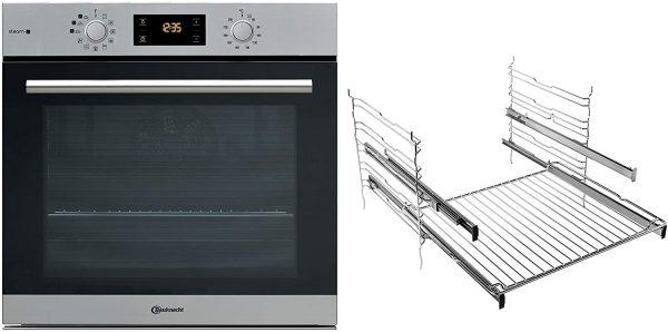 Фурна за вграждане с пара Bauknecht BAR2S K8 V2 in