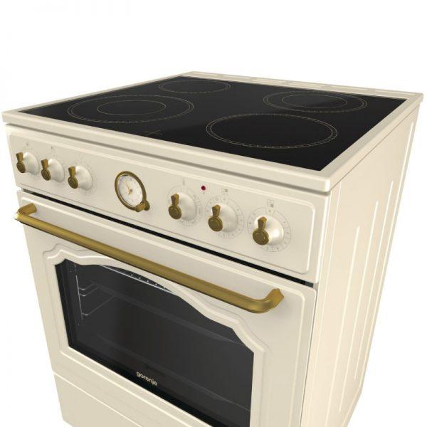 Готварска ретро печка GORENJE EC62CLI