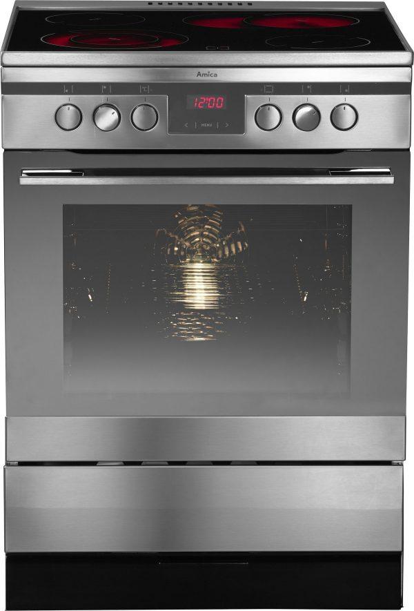 Готварска печка Amica SHC 11675 E