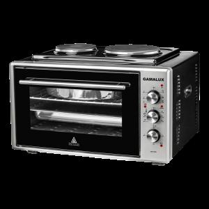 Малка готварска, свободностояща печка GAMALUX