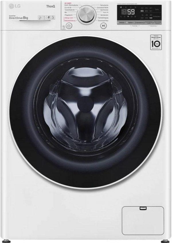 Пералня LG F4WV508S1
