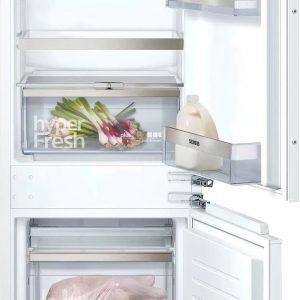 Хладилник за пълно вграждане SIEMENS iQ500 KI86SADD0