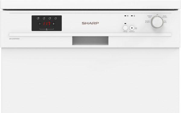 Съдомиялна Sharp QW-GX13F47EW-DE