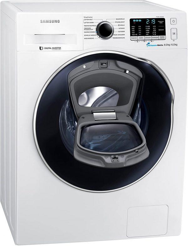 Пералня със сушилня SAMSUNG WD8EK5A00W/EG