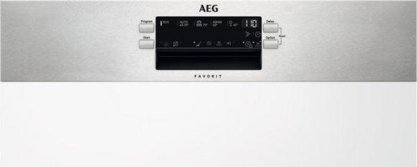 Съдомиялна за частично вграждане AEG FEB52610ZM 911 524 060