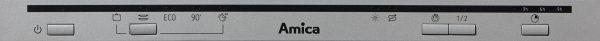 Съдомиялна за пълно вграждане Amica EGSP 14968-1 V